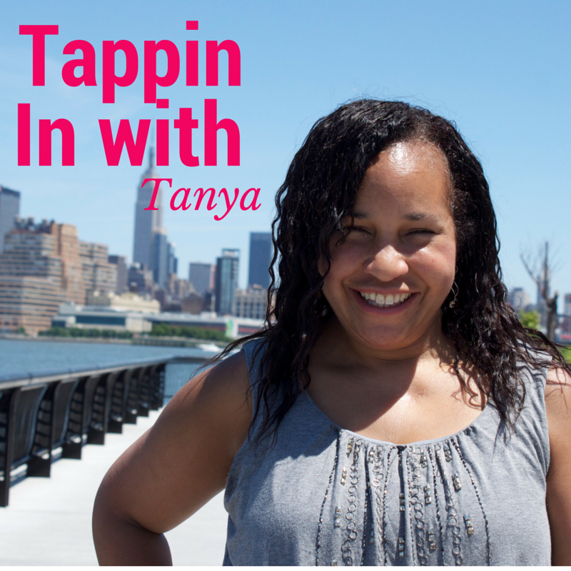 Tappin in with Tanya – What to do about competition in business/life