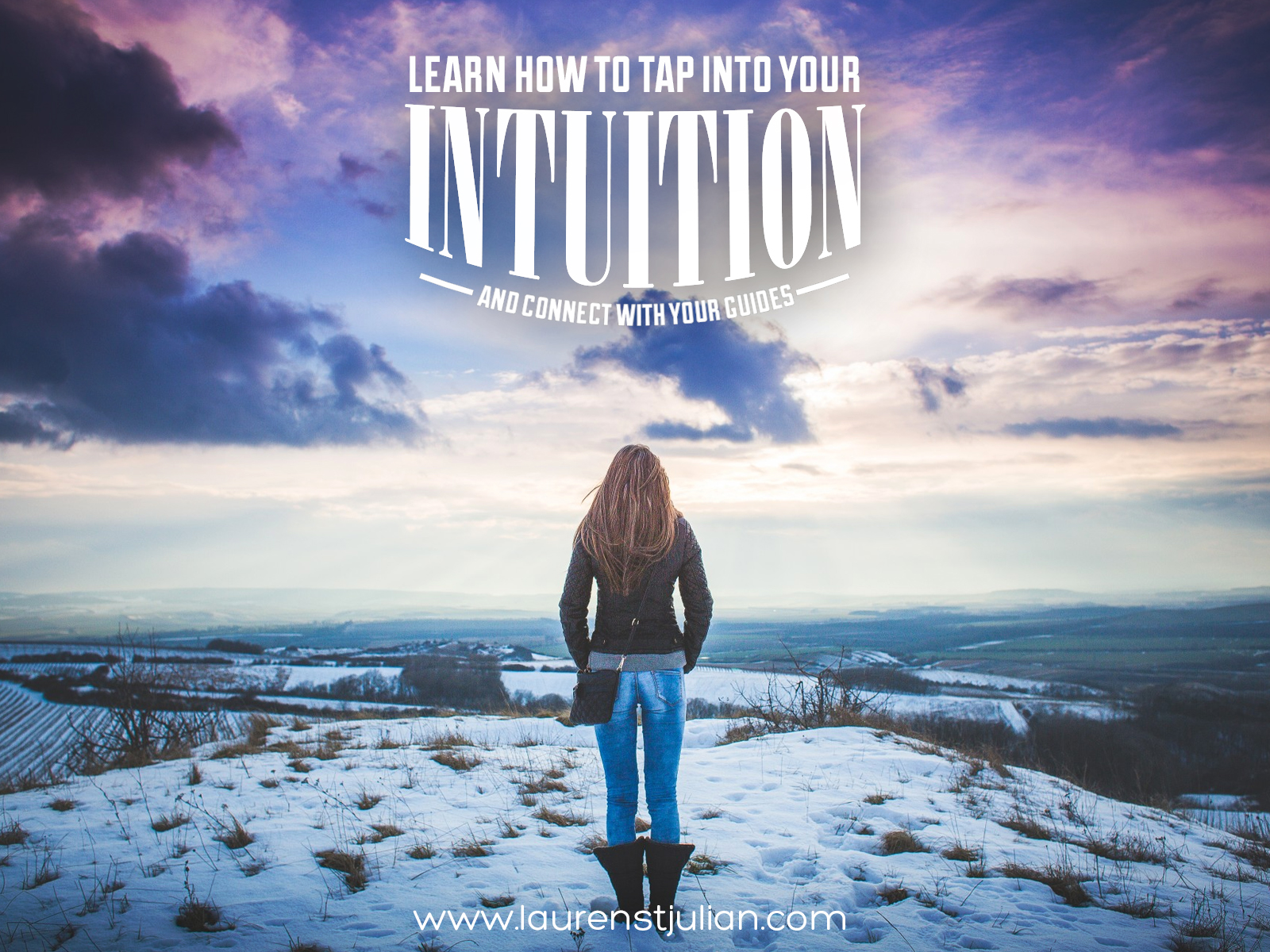 Free training – Discover how to tap into your intuition