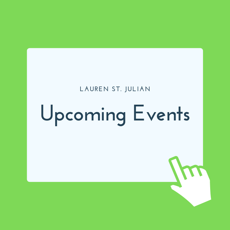 Upcoming Events for July